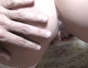 Claire's in stockings, posing, getting muscle worship, pulling down her panties to masturbate, and letting you look at her muscular biceps, pecs, legs, abs, glutes, and at her wet pussy and ass in close-up. Watch as she takes a big toy deep in her mouth, and stay tuned for more.